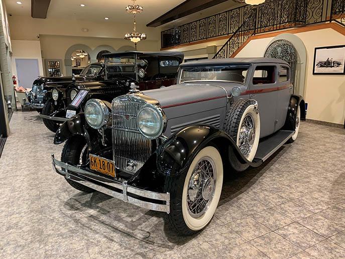 2019 Feature Vehicles - Carmel Mission Classic
